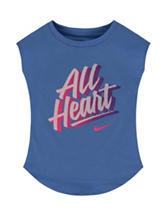 Nike® All Heart Top - Toddler Girls