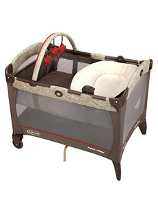 Graco® Reversible Napper & Changer Playard – Forecaster