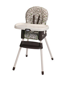 Graco Grey / Green High Chairs & Booster Seats