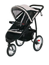 Graco® FastAction Fold Jogger Click Connect Stroller –Pierce