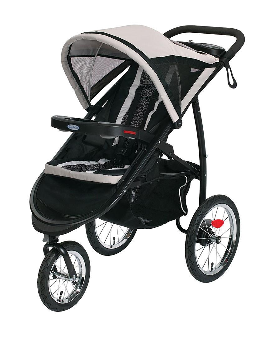 Graco Grey Strollers