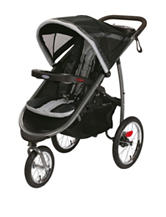 Graco® FastAction™ Fold Jogger Click Connect™ Stroller – Gotham