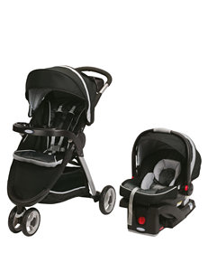 Graco® FastAction™ Fold Sport Click Connect™ Travel System – Gotham