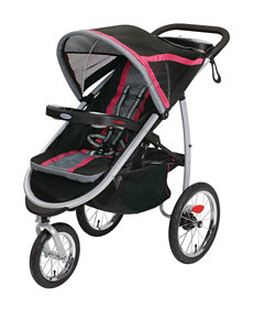 Graco FastAction Fold Jogger Click Connect Stroller – Azalea