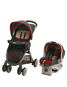 Graco Red Car Seats Strollers