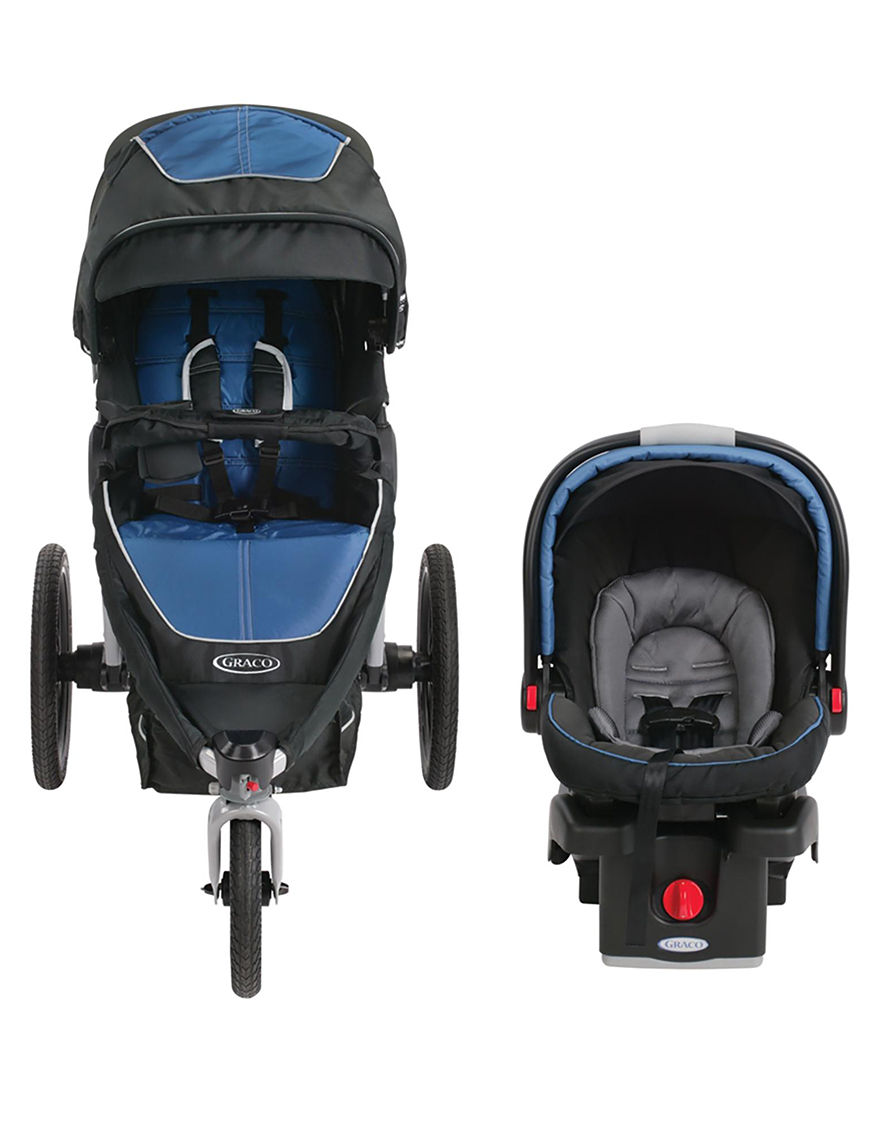 Graco Blue Car Seats Strollers