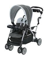 RoomFor2™ Classic Connect™ Stand & Ride Stroller –  Glacier