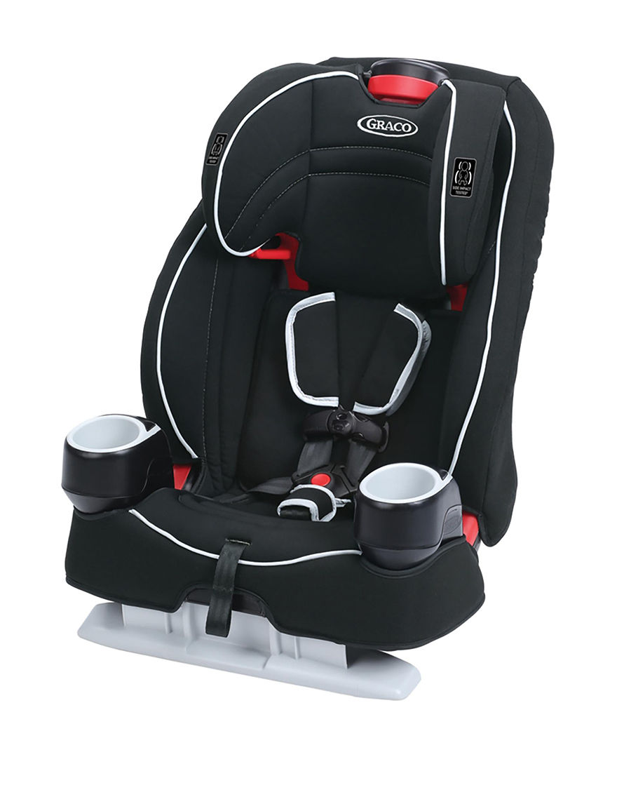 graco atlas 65 2 in 1 harness booster glacier stage stores. Black Bedroom Furniture Sets. Home Design Ideas