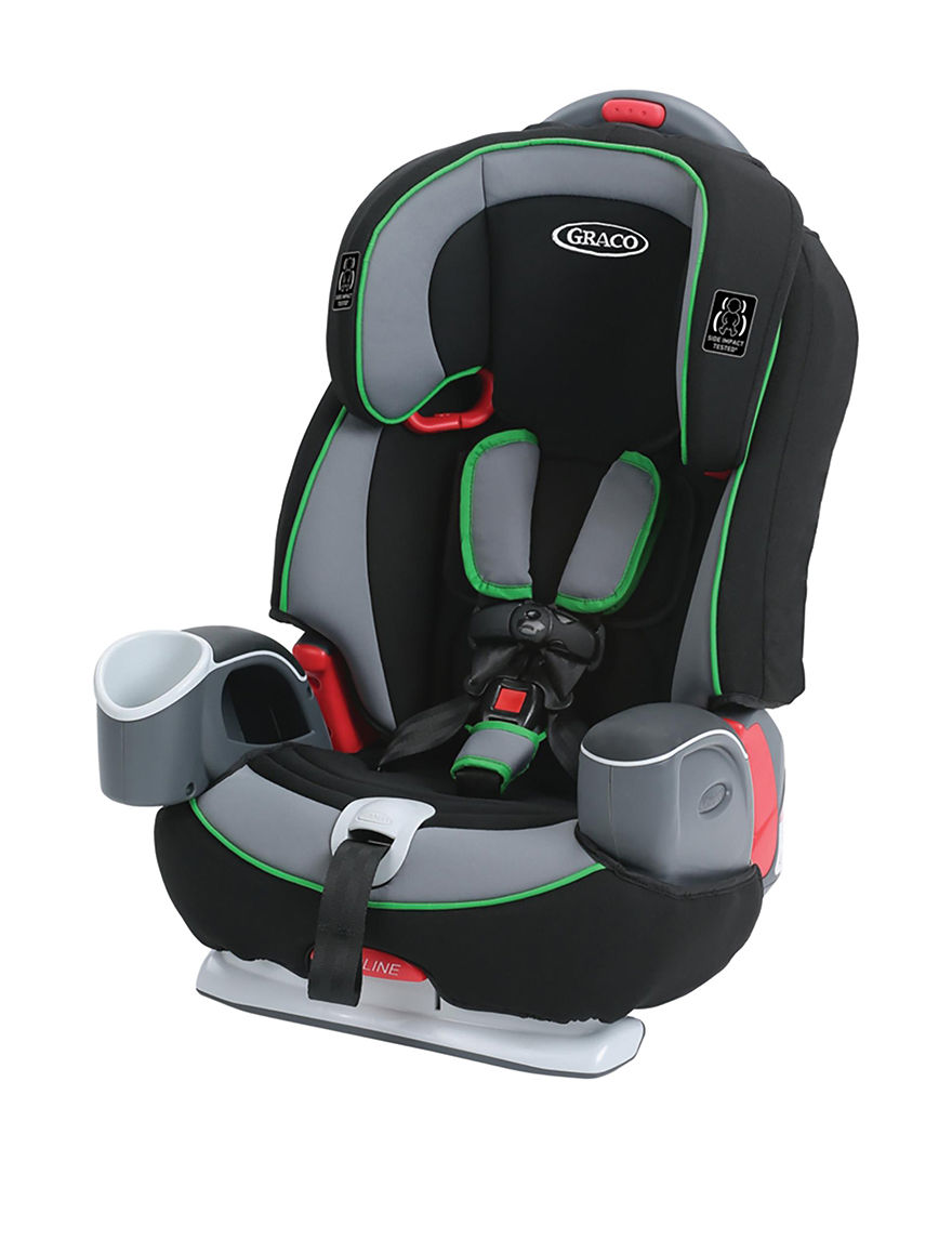 graco nautilus 3 in 1 car seat with safety surround protection fern stage stores. Black Bedroom Furniture Sets. Home Design Ideas