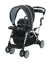 Graco® RoomFor2™ Classic Connect™ Stand & Ride Stroller – Gotham