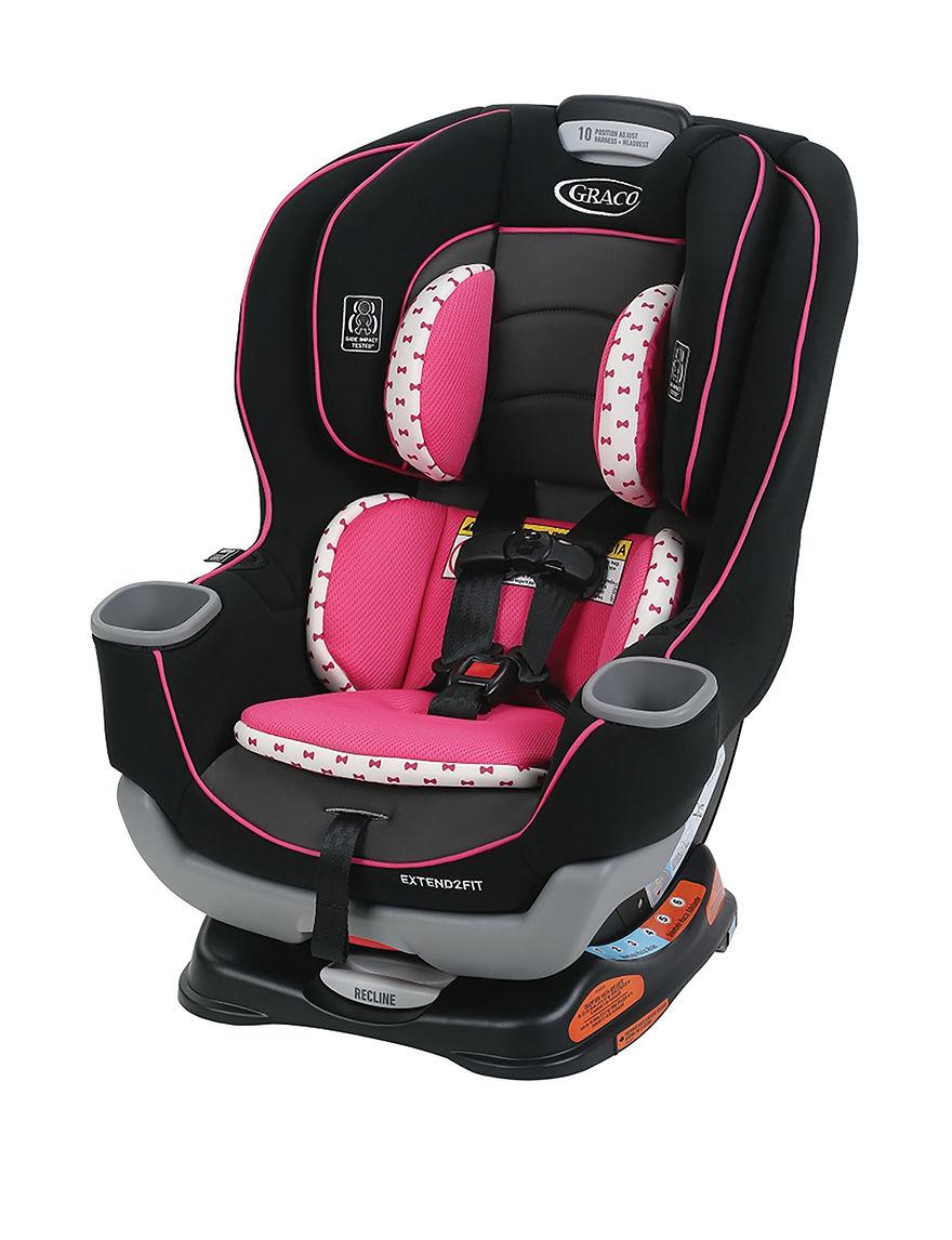 Graco Pink Car Seats