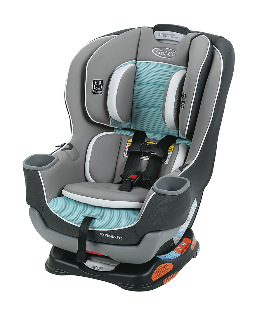 Graco Blue Car Seats
