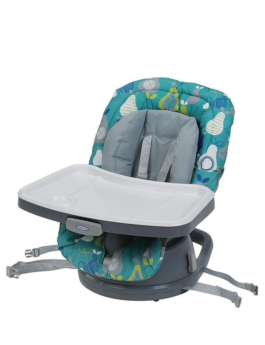 Graco Blue High Chairs & Booster Seats