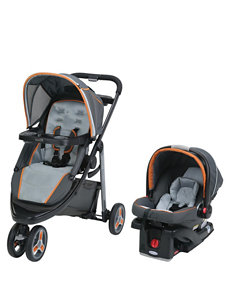 Graco Modes Sport Click Connect Travel System – Tangerine