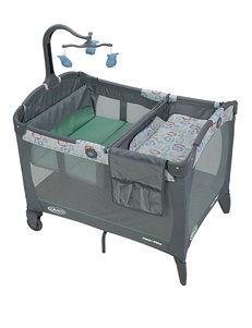 Graco Pack 'n Play Playard with Change 'N Carry Changing Pad – Cleo
