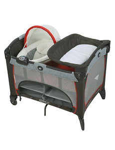 Graco® Pack N' Play Newborn Napper Deluxe – Solar