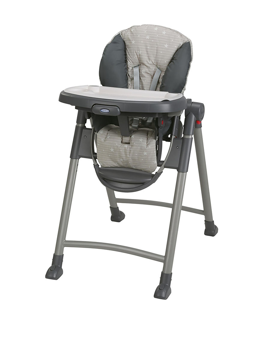 Graco Grey High Chairs & Booster Seats