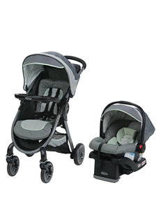 Graco Light Green Car Seats Strollers