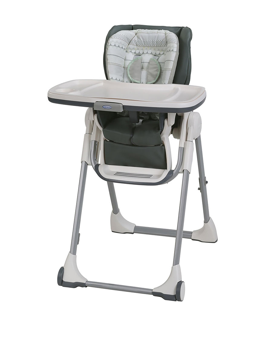 Graco Light Green High Chairs & Booster Seats