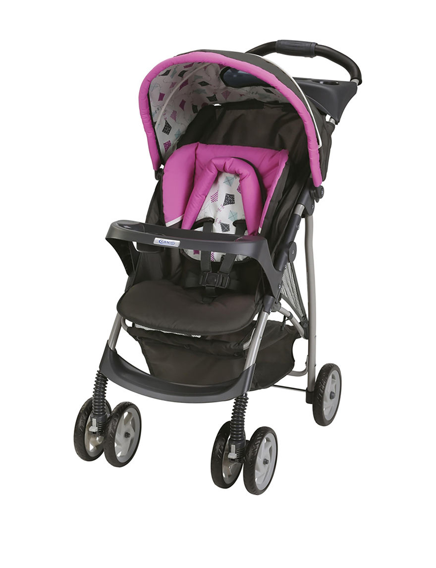 Graco Purple Strollers