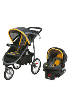 Graco Black / Orange
