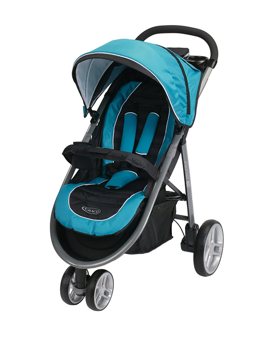 Graco Blue Strollers