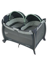 Graco® Pack 'n Play® Playard with Twins Bassinet – Mason