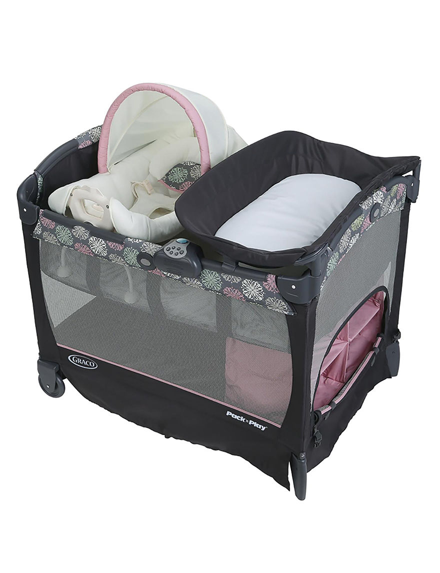 Graco Grey Play Yards