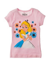 Disney Pink Alice In Wonderland Top – Toddler Girls
