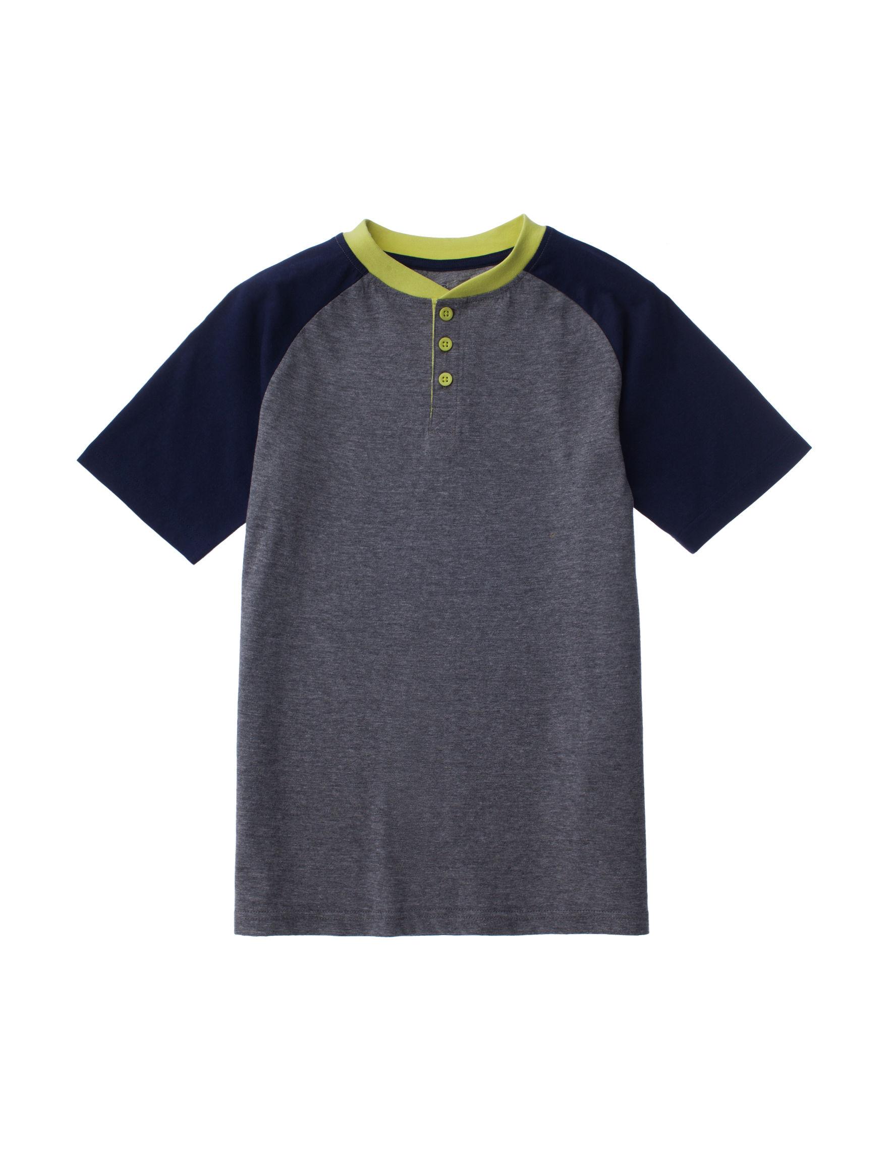 Rustic Blue Grey / Navy