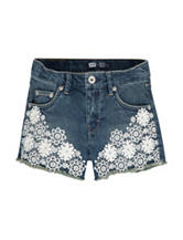 Levi's® Summertime Shorty Shorts – Girls 4-6x