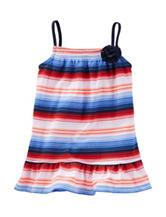 Oshkosh B'gosh® Multicolor Striped Print Tunic – Toddler Girls