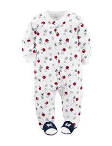 Carter's® Sports Print Sleep & Play – Baby 0-9 Mos.