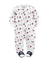 Carter's® Sports Print Sleep & Play – Baby 0-9 Mos.