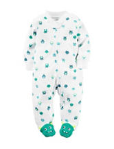 Carter's® Monster Print Sleep & Play – Baby 0-9 Mos.