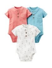 Carter's® 3-pk. Arrow Print Bodysuits – Baby 0-24 Mos.
