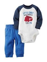 Carter's® 2-pc. Little Chief Bodysuit & Pants Set – Baby 0-18 Mos.