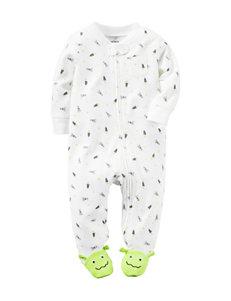 Carter's® Alien Footed Sleep & Play – Baby 0-9 Mos.