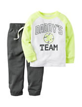 Carter's® 2-pc. Daddy's Team Set – 12-24 Mos.
