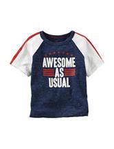 OshKosh Bgosh® Awesome As Usual T-shirt - Toddler & Boys 5-7