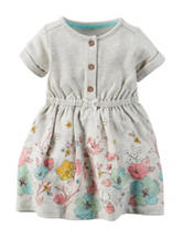 Carters® Floral Print Dress - Baby 0-24 Mos.
