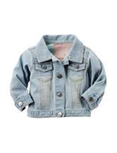 Carter's® Light Denim Stretch Jacket – Baby 0-24