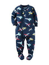 Carter's® Multicolor Plane Print Sleep & Play – Baby 12-24 Mos.