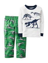 Carter's® 2-pc. Dinosaur Pajama Set - Baby 12-24 Mos.
