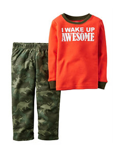 Carter's® 2-pc. Wake Up Awesome Pajama Set – Baby 12-24 Mos.