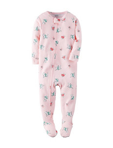 Carter's® Multicolor Dog Print Sleeper – Baby 12-24 Mos.