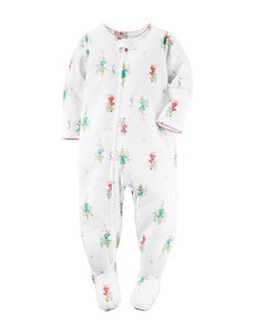Carter's® Multicolor Fairy Print Sleep & Play – Baby 12-24 Mos.