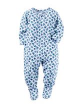 Carter's® Multicolor Floral Print Sleep & Play – Baby 12-24 Mos.