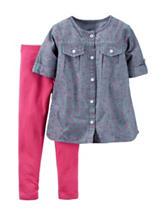 Carter's® 2-pc. Polka Dot Leggings Set – Baby 12-24 Mos.