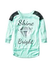 Miss Chevious Shine Bright Top - Girls 7-16